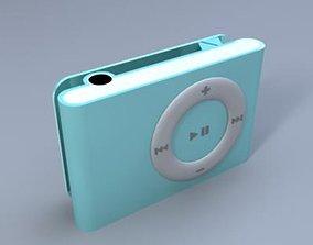 mp3 ipod player 3D model