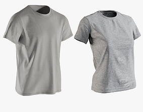 3D Mens and Womens T-shirts Collection 4