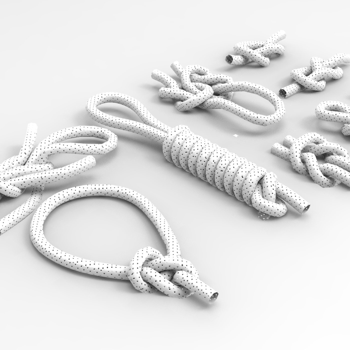 Rope Knot Types