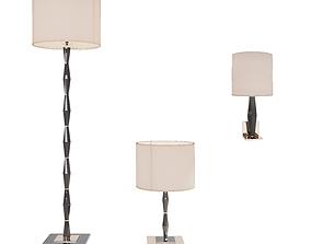 3D model Officina Luce Top Lamps