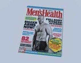 3D MH magazine
