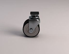 3D model ROULETTE---Plastic and chrome