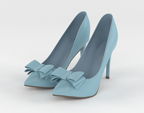 Women Shoes 3D model clothing