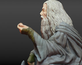 Gandalf The Lord of the Rings 3D