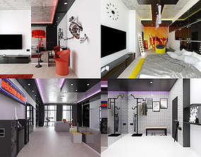 3D Apartment 16