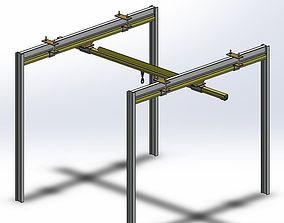 Light Crane 3D