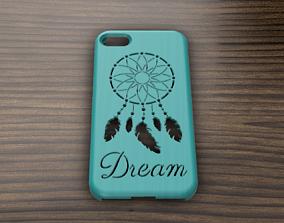 3D CARCASA IPHONE 7-8 DREAM