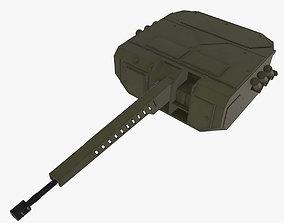 3D asset Turret 32V01