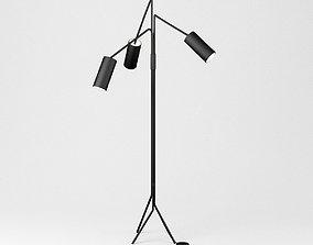 3D Floor lamp CTO Array Cotton