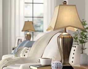 3D model Amedori 68cm Table Lamp