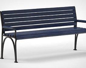 3D model realtime Bench furniture
