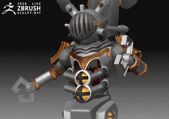 ZBrush Sculpt Off ZBrush Summit 2020