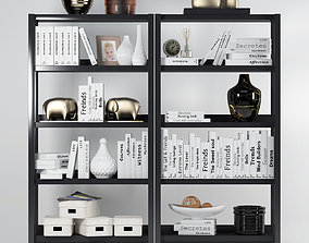 interior-design 3D model Display cabinet 3