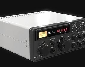 3D model Radio Receiver