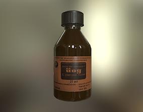 3D asset Iodine