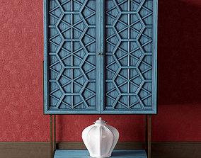 3D model Art deco storage