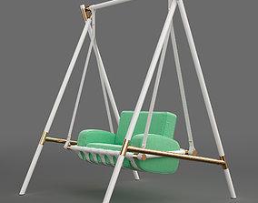 3D model Booboo Swing Sofa