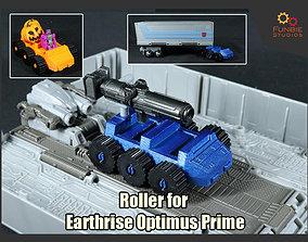3D print model Roller for Transformers Earthrise Optimus