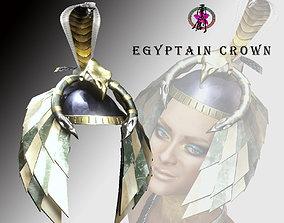 3D model Egyptian World - Egyptian Crown