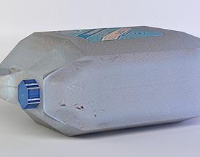 3D model White canister1