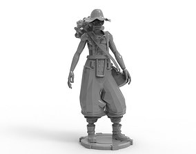 3D print model Usopp - Standing Pose