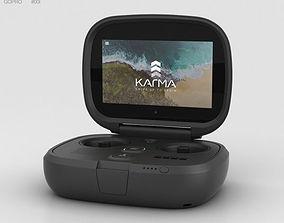 GoPro Karma Controller 3D model