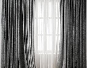 3D decor Curtain 114