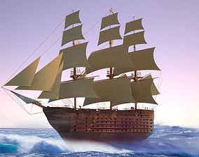 3D model MAXWELL - The Soul Ship
