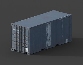Shipping Container storage 3D model