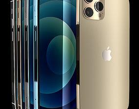 iPhone 12 Pro 3D PBR