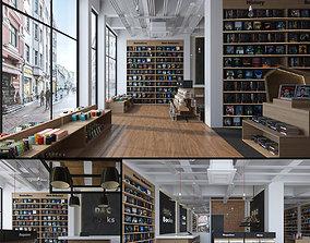 Bookstore 3D