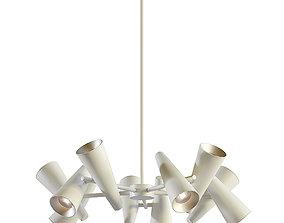 3D model Maytoni Giro MOD095PL-10W hanging lamp
