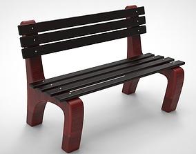 Bench 2 3D print model