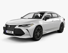 Toyota Avalon Touring 2018 3D
