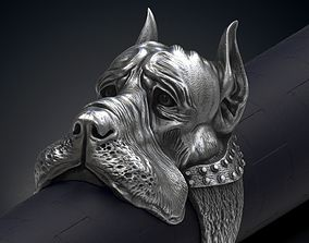 3D printable model Dog Ring pet