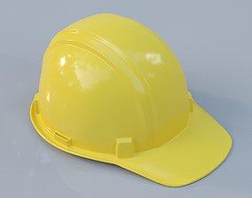 Safety Helmet 3D model character