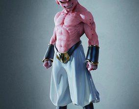 Majin Buu - Kid Buu Dragon Ball Z 3D printable model