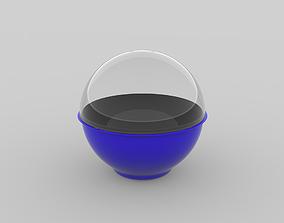 Round Bowl 3D model