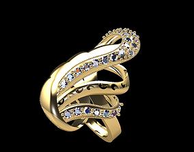 3D print model Gold Ring 160