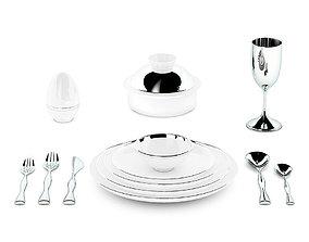 3D Dinnerware Sieger My china Treasure