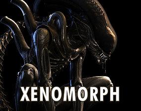 Alien Xenomorph Big Chap for 3D Printing