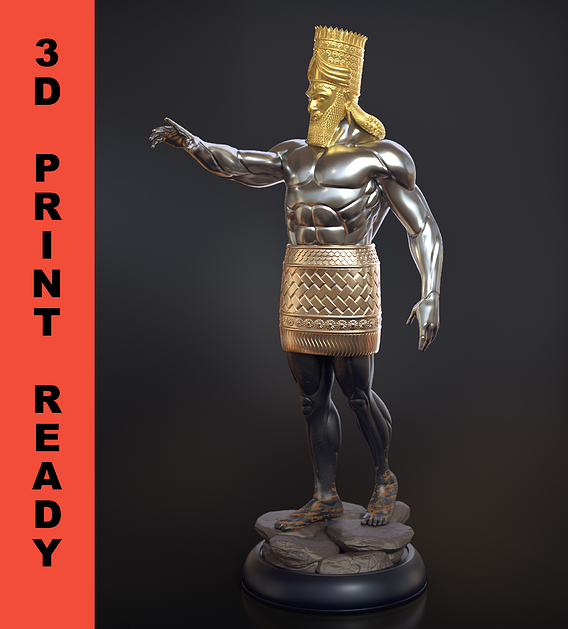 Daniel 2 Statue king nebuchadnezzar Babylon