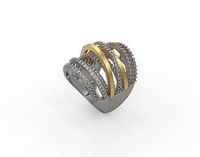 3D printable model Woman Ring 242