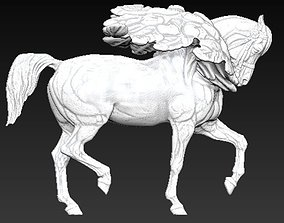 3D print model king pegasus
