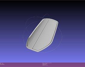 3D printable model Mandalorian Armor Leg Piece
