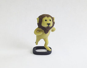 3D printable model Jailbait Lion of the Pedo Pals