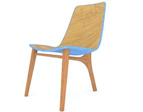 Blue Chair by Paul Venaille - 3ds Max