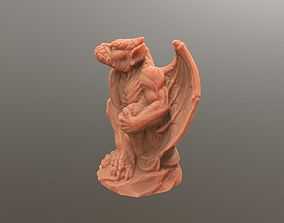 Gargoyle 3D printable model