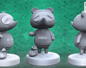 Tom Nook Animal Crossing 3D print model