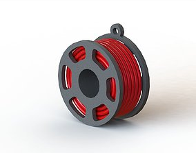 3D print model Coil with filament